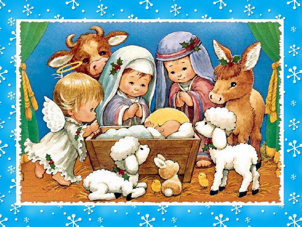 Galerija Božićnih ilustracija