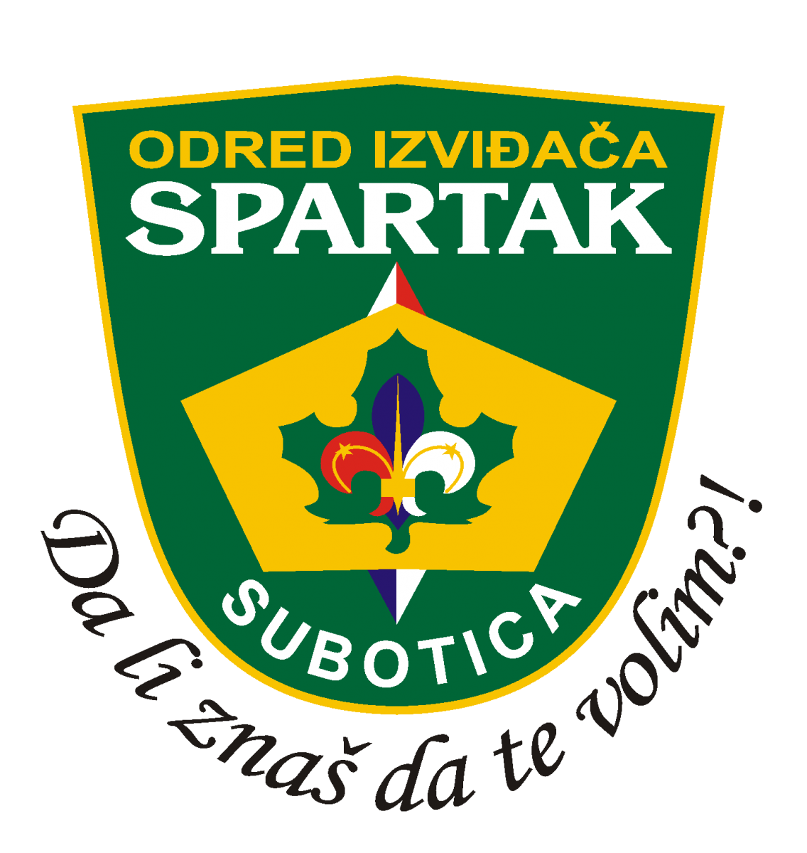 Scout group Spartak - Do you know that I love you?!