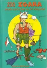Omot knjige 200 IGARA Drugi dio - igre na otvorenom