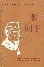 Boy Scout Leader - BASIC TRAINING - Boy Scouts of America (1962.)