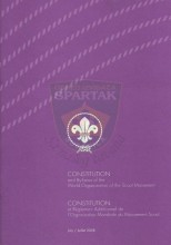 CONSTITUTION and By-Laws of the World Organization of the Scout Movement