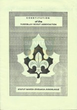 Constitution of the Yugoslav Scout Association  (from 1992. year)