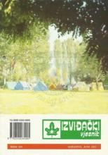 Извиђачки вјесник - број 293 за јун 1991. године (издање Савеза извиђача Босне и Херцеговине)