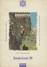 Kandersteg - International Scout Centre (Switzerland), KanderActive '96