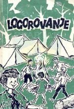 Омот књиге Логоровање из 1984.године, дело Бојана Бошњака, Златка Шнура и Стјепана Трговеца