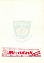 ''MI MLADI NA SMOTRI'' - Dnevne izviđačke novine (br.1-10) sa Sedme smotre izviđača Jugoslavije ''Vječno huči Sutjeska'' (1-10. jul 1983.)
