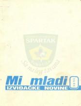 Насловна страна за ''МИ МЛАДИ'' - извиђачке новине, Албум, бројеви 27-37 (1984 септ-1985 јул)
