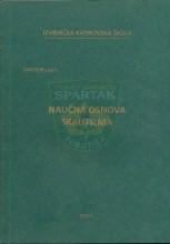 Научна основа скаутизма - Шандор Лајош, Суботица 2007. године