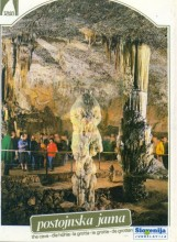 The Postojna Caves (guidebook)
