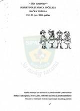 Омот за радни материјал РАД СА ПОЛЕТАРЦИМА - Дечаци и девојчице, живот у јату, неколико савета за предводнике/це