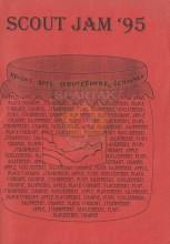 SCOUT JAM '95 - Houens Odde Scout Centre, Denmark (22-29. јул 1995.) (Скаутска песмарица на енглеском)