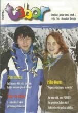 ''Tabor'' (revija Zveze tabornikov Slovenije), 2006, br.1 - januar
