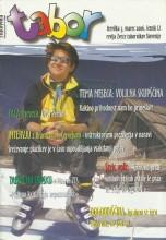 ''Tabor'' (revija Zveze tabornikov Slovenije), 2006, br.3 - mart (marec)