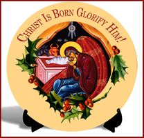 Christ Is Born - Glorify Him!